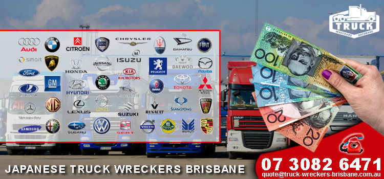 Japanese Truck Wreckers In Brisbane