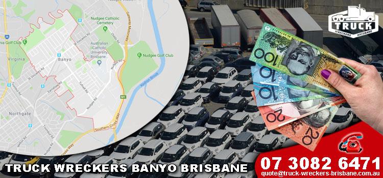 Truck Wreckers Banyo Brisbane