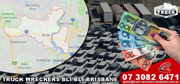 Truck Wreckers Bli Bli Brisbane