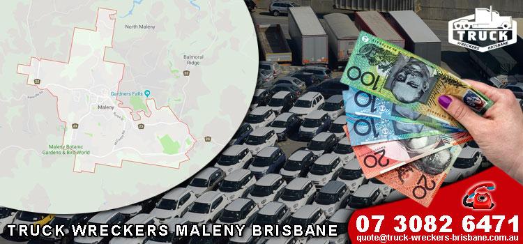 Truck Wreckers Maleny Brisbane