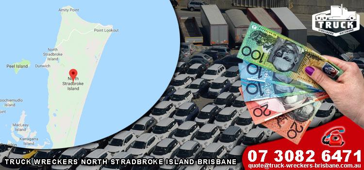 Truck Wreckers North Stradbroke Island Brisbane