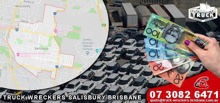 Truck Wreckers Salisbury Brisbane