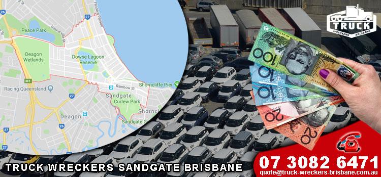 Truck Wreckers Sandgate Brisbane