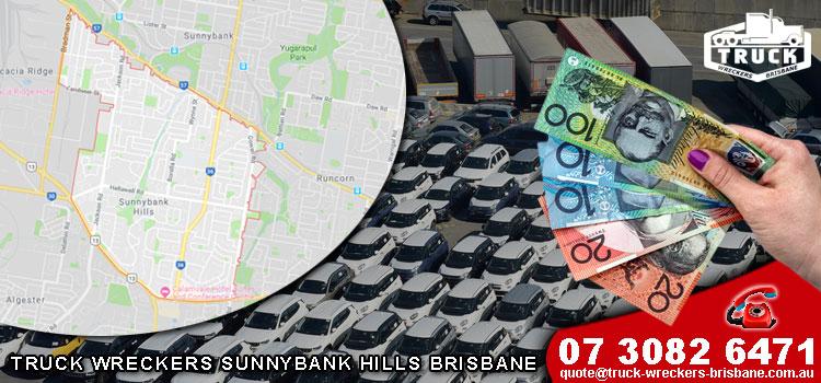 Truck Wreckers Sunnybank Hills Brisbane